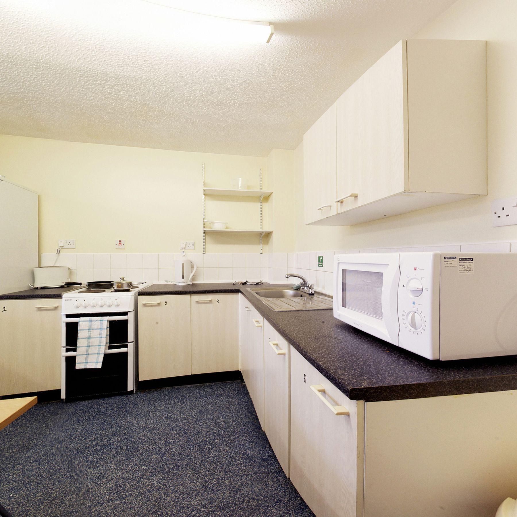 Norton Court kitchen