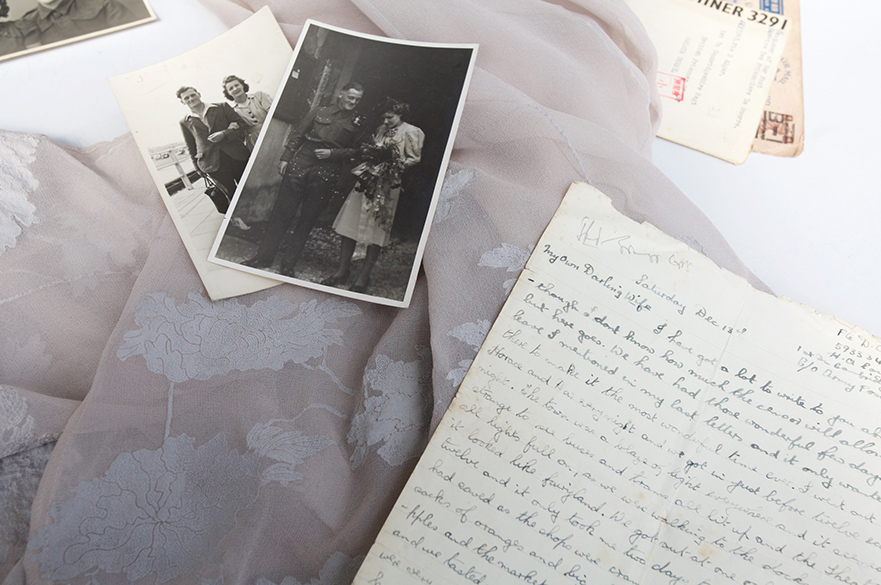 Wartime letters