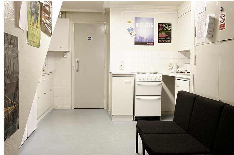 Hampden Court kitchen image