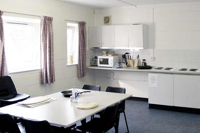 Meridian Court kitchen image