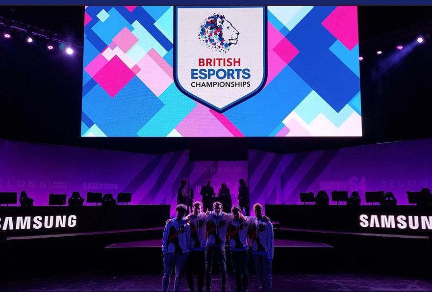 British Esports Championships Final
