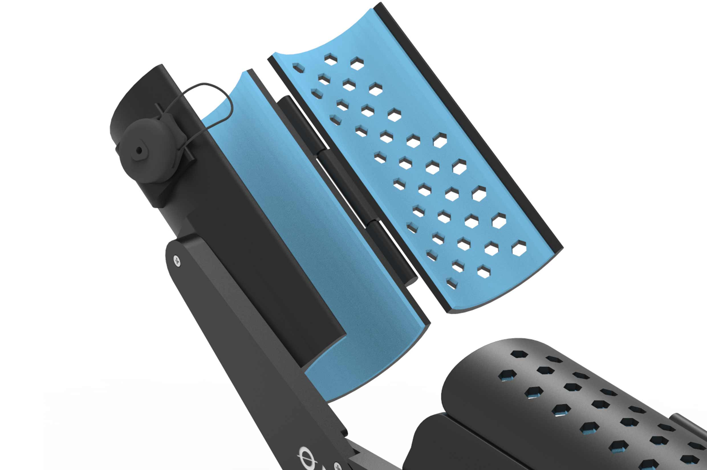 The OVB Arm Brace, Olivia Killeya, BSc (Hons) Product Design, 2019.