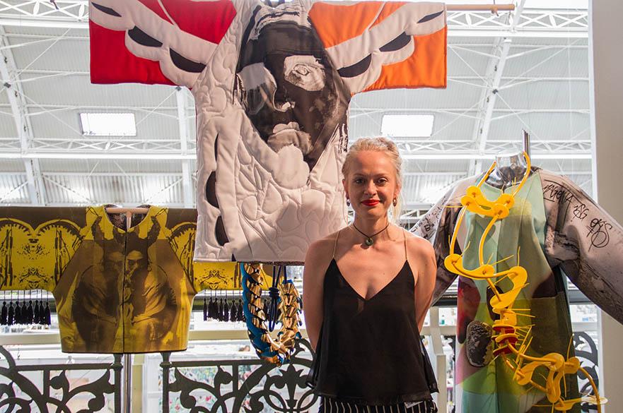 Georgia Fry, BA (Hons) Decorative Arts, New Designers Part One 2017