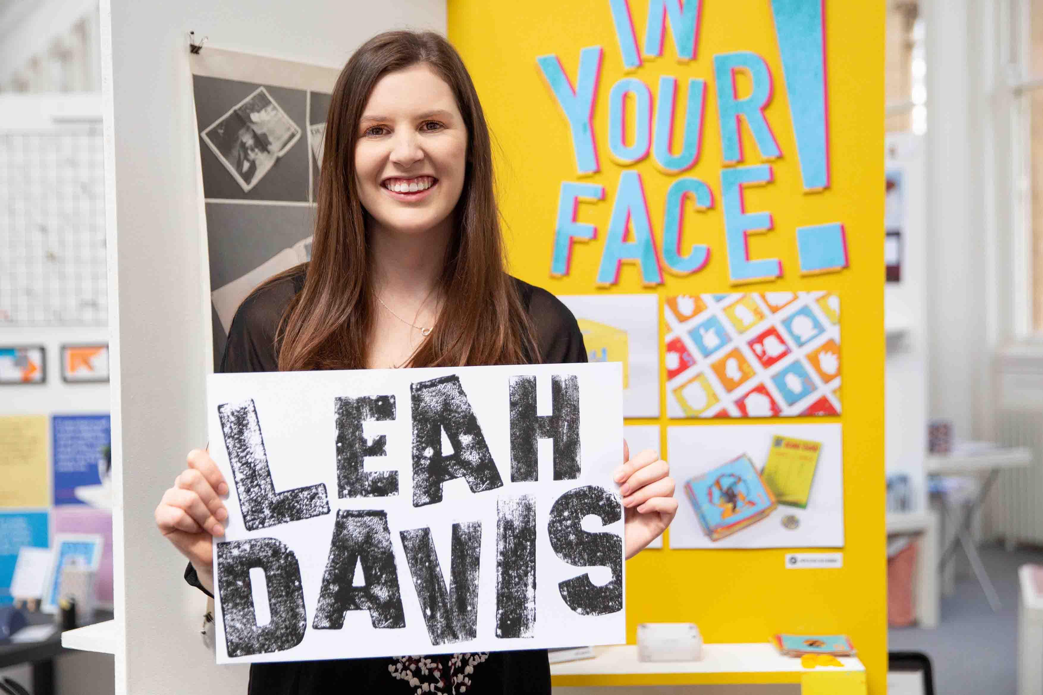 NTU student Leah Davis