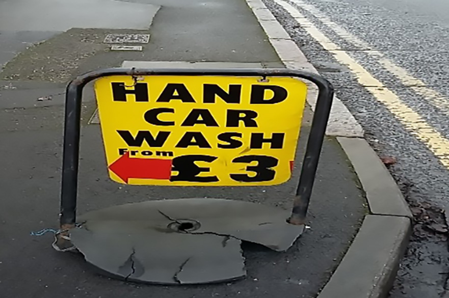 Get your car washed from £3