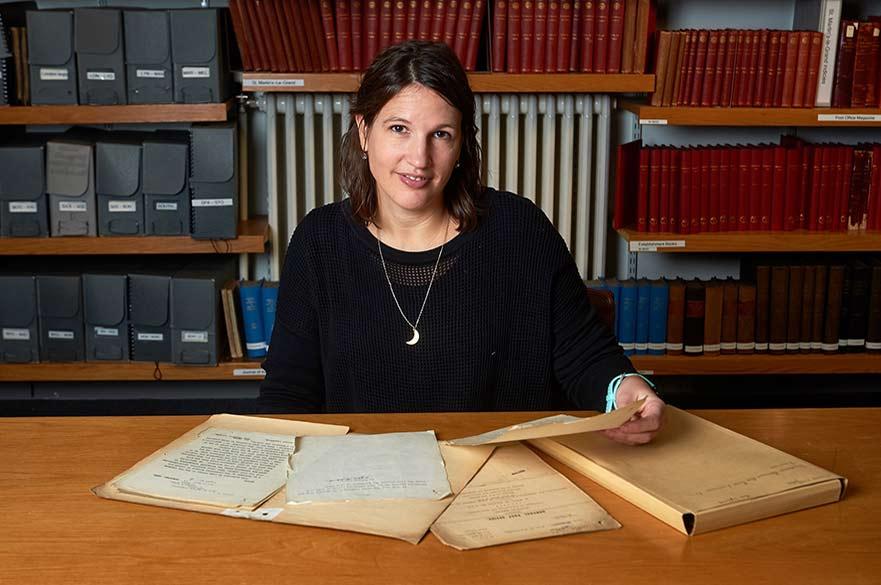 Dr Sarah Jackson