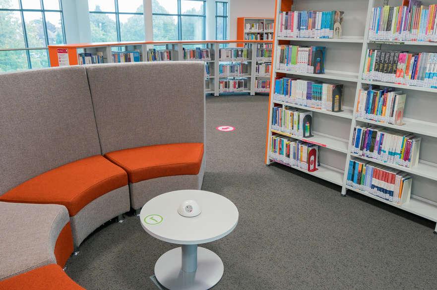 NTU Mansfield - Library image