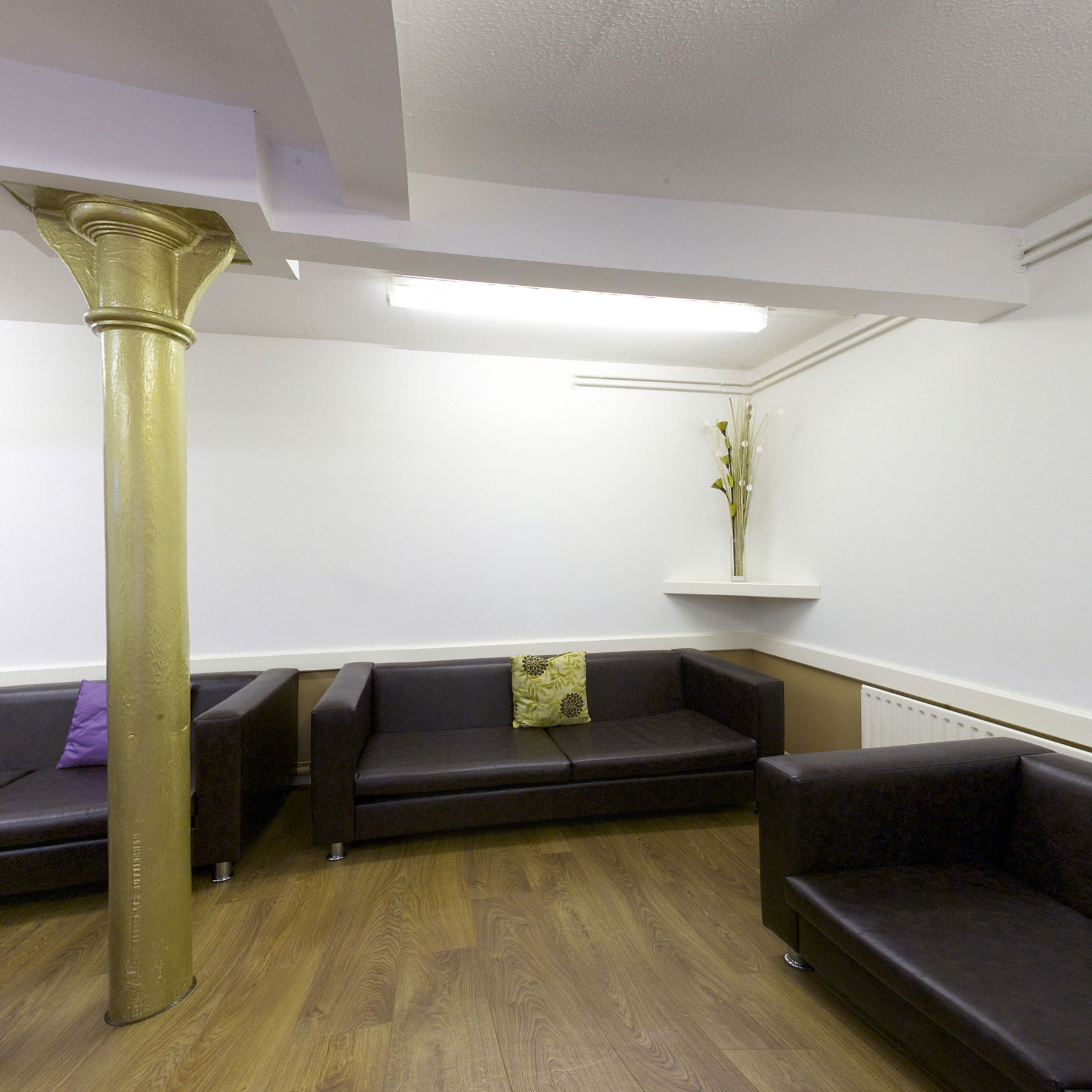 The Maltings common room