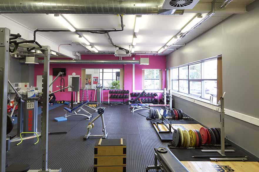 High performance centre on the Clifton Campus