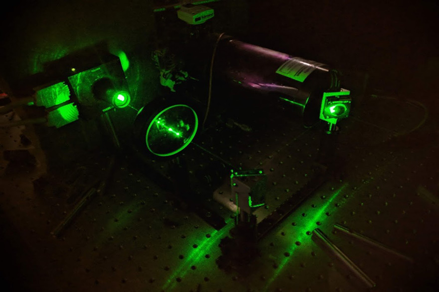 Raman Spectroscopy System