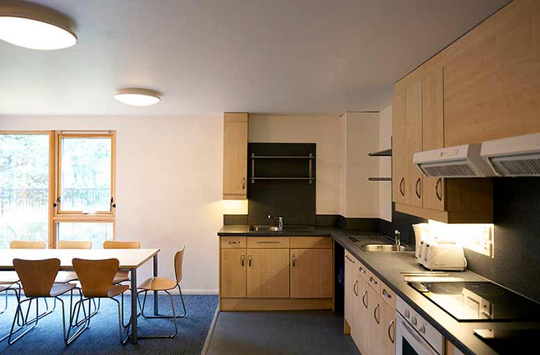 New Hall kitchen image