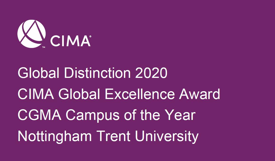 CIMA award