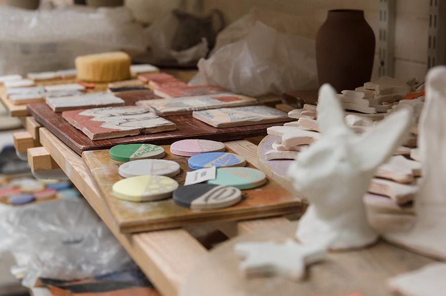 Fine Art Studios and Workshops image