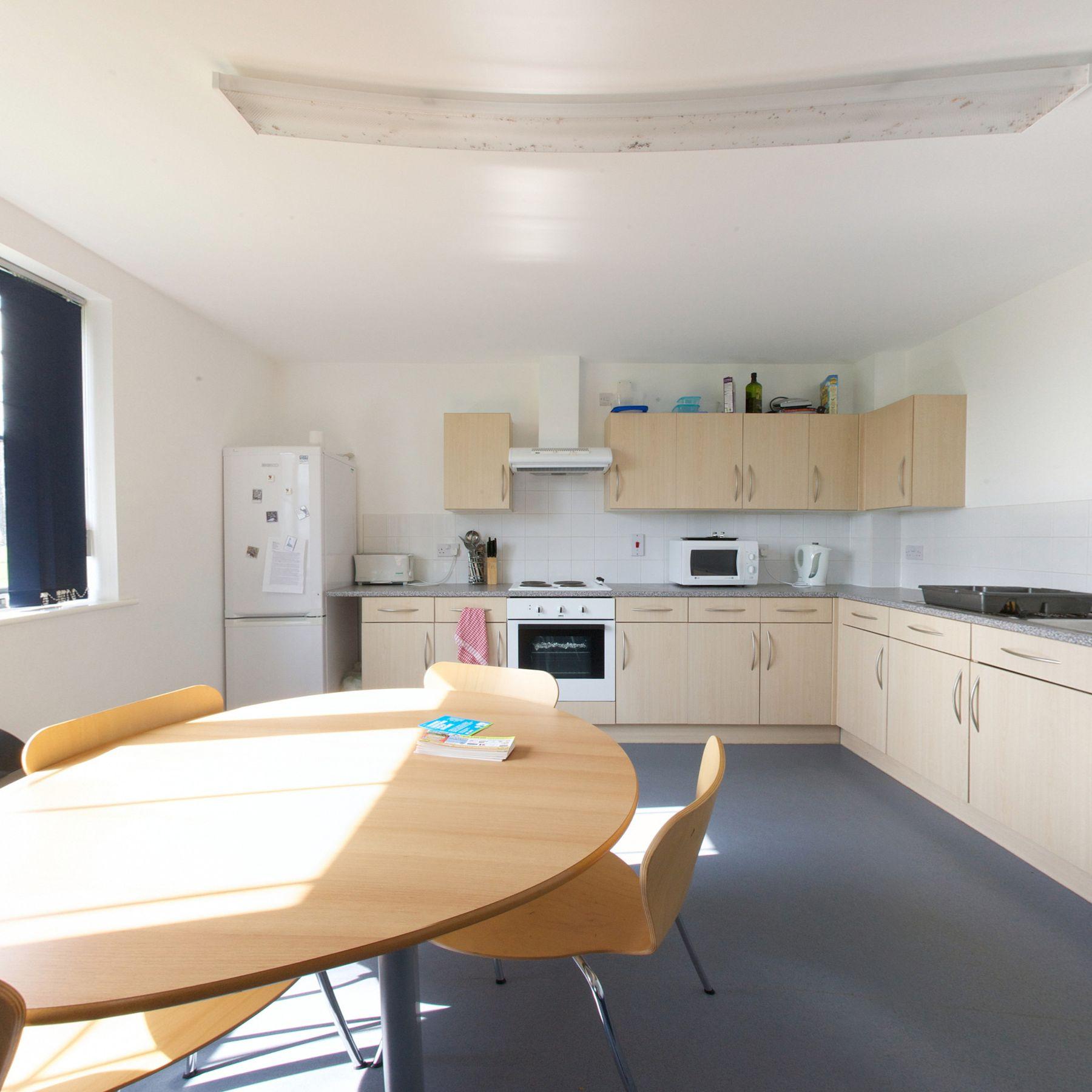 Brackenhurst kitchen
