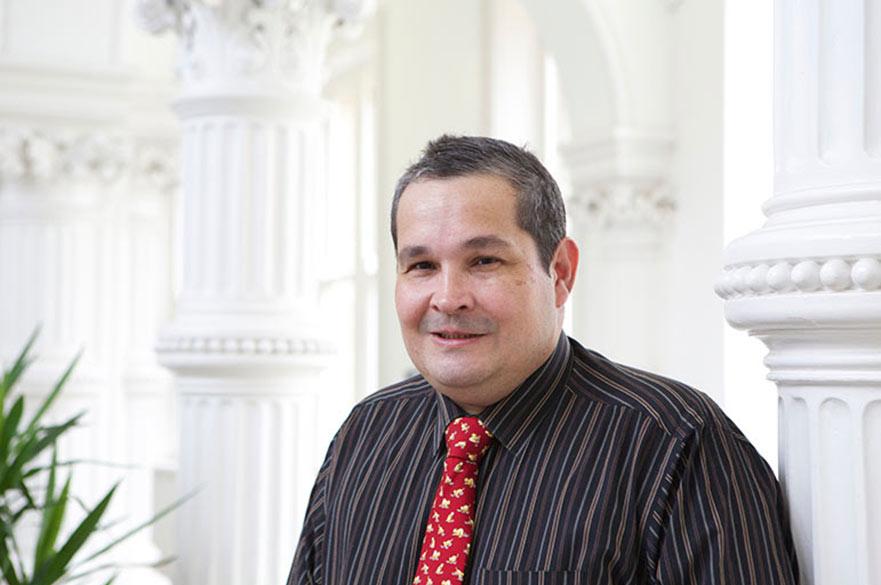 Professor Paul Omar