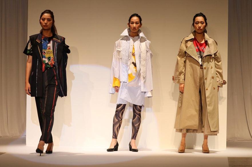 Takato Wako fashion designs