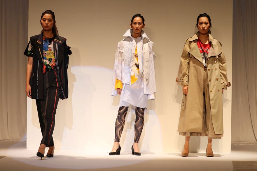 Ntu Fashion Design Course Leader Judges Prestigious Competition In Japan Nottingham Trent University