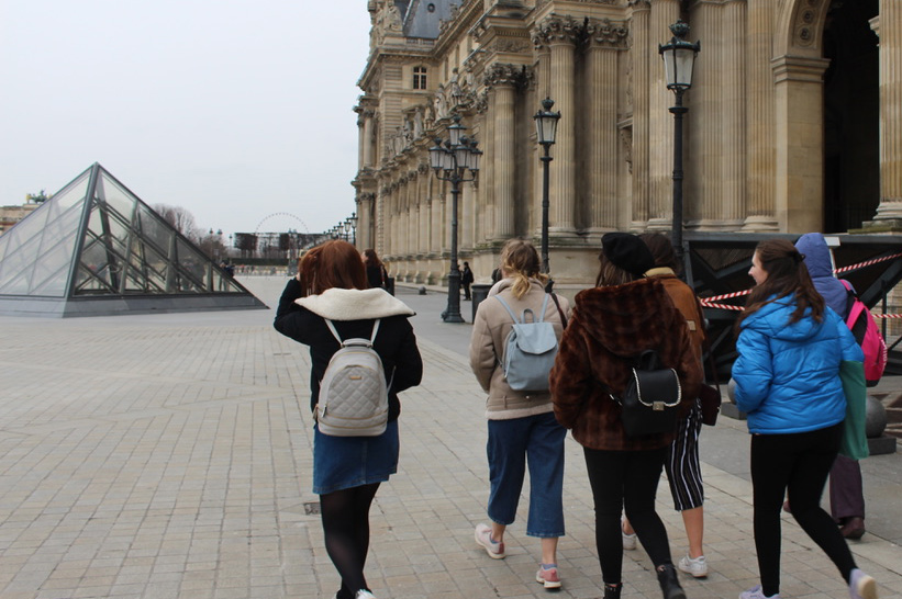 Textile Design Paris trip