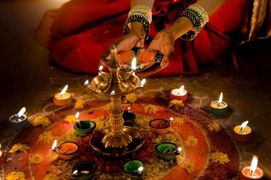 Diwali and Bandi Chor Divas