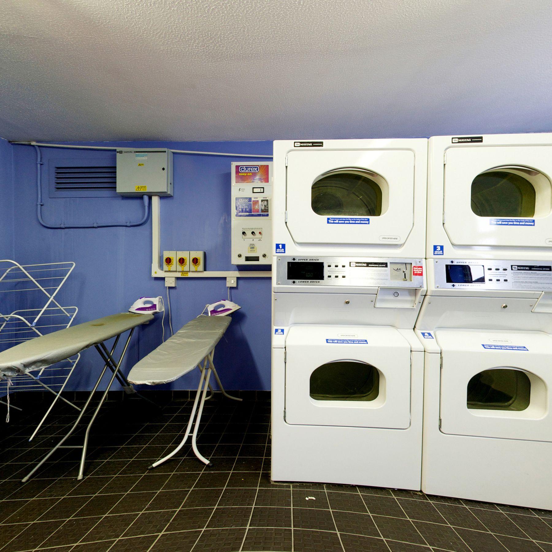 Norton Court laundry