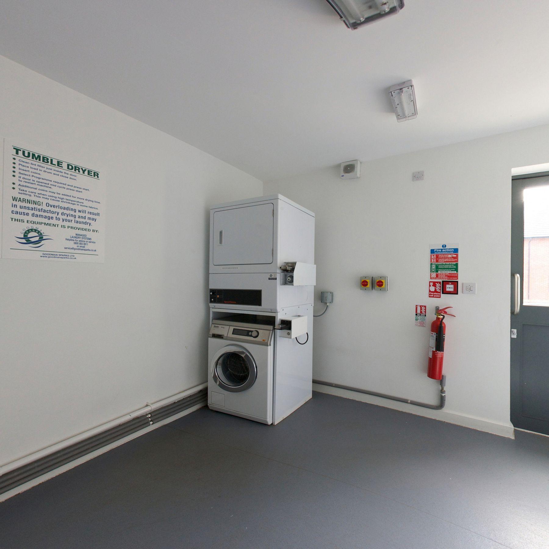 Brackenhurst Laundry