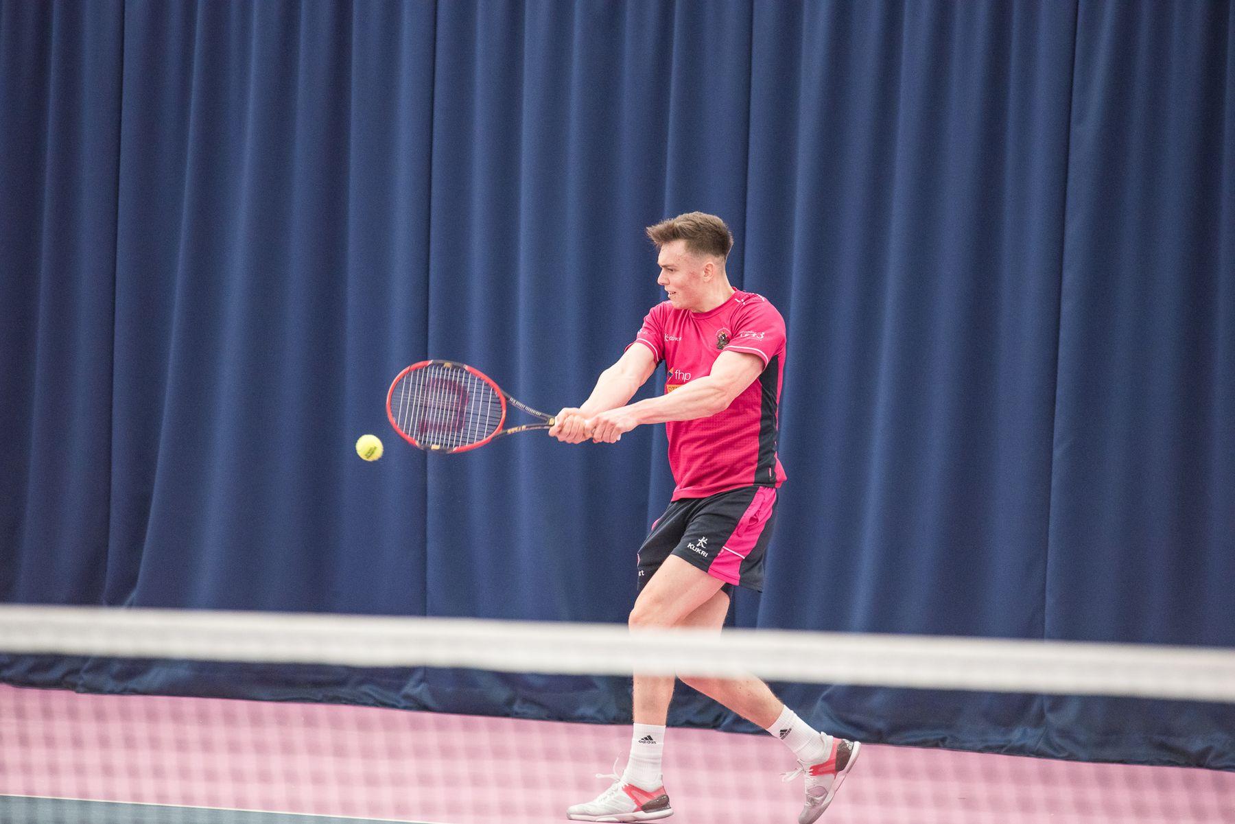 Tennis Nottingham Trent University