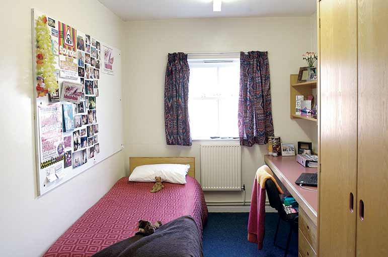 The Maltings bedroom image