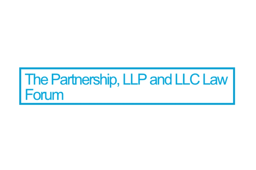 LLP and LLC Law Forum Logo