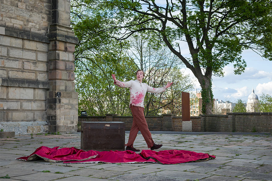 Performance at Nottingham Castle