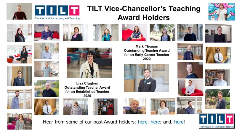 VCTA Winners May 21