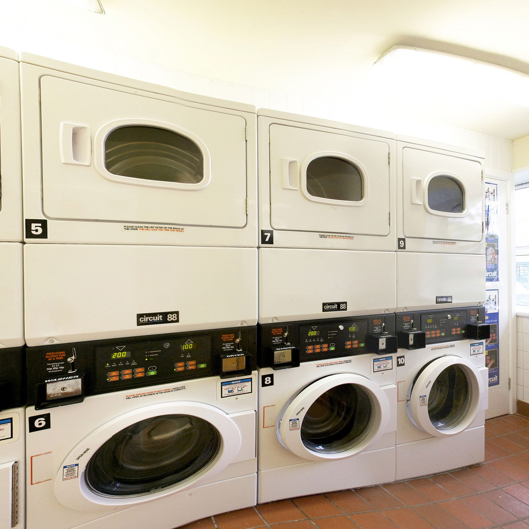 Peverell laundry