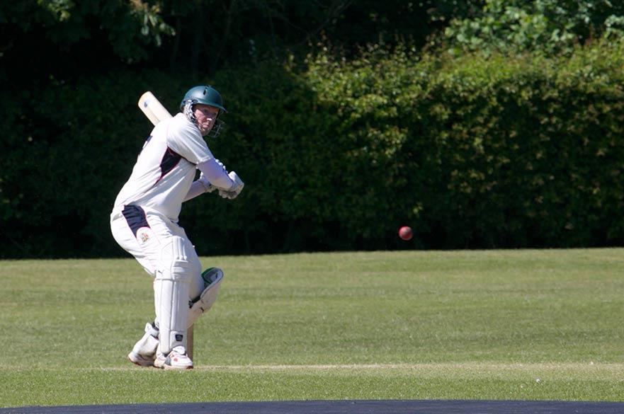 NTU cricket player