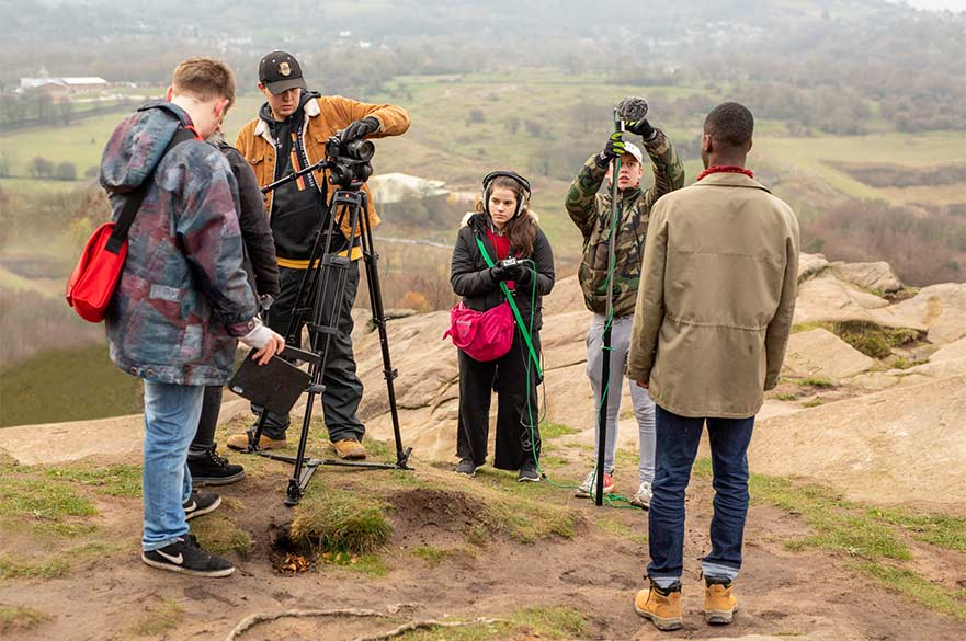BA (Hons) Filmmaking