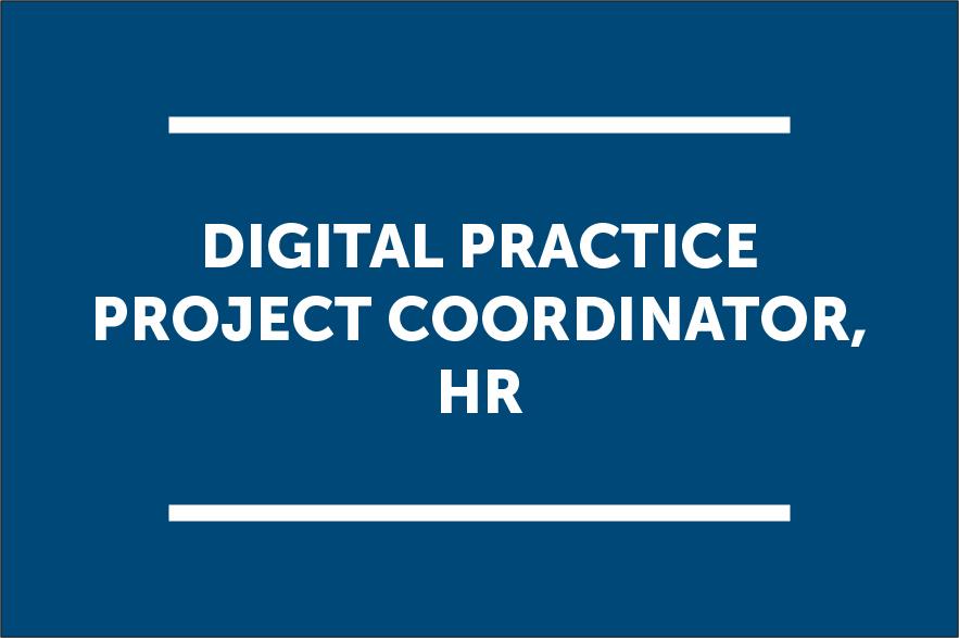 Digital Practice Coordinator