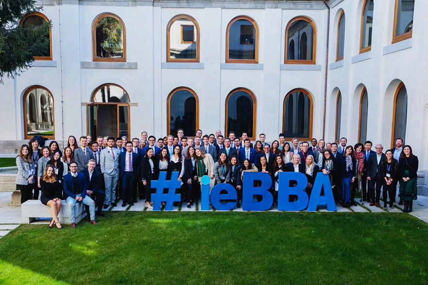 IE BBA Business Challenge 2020