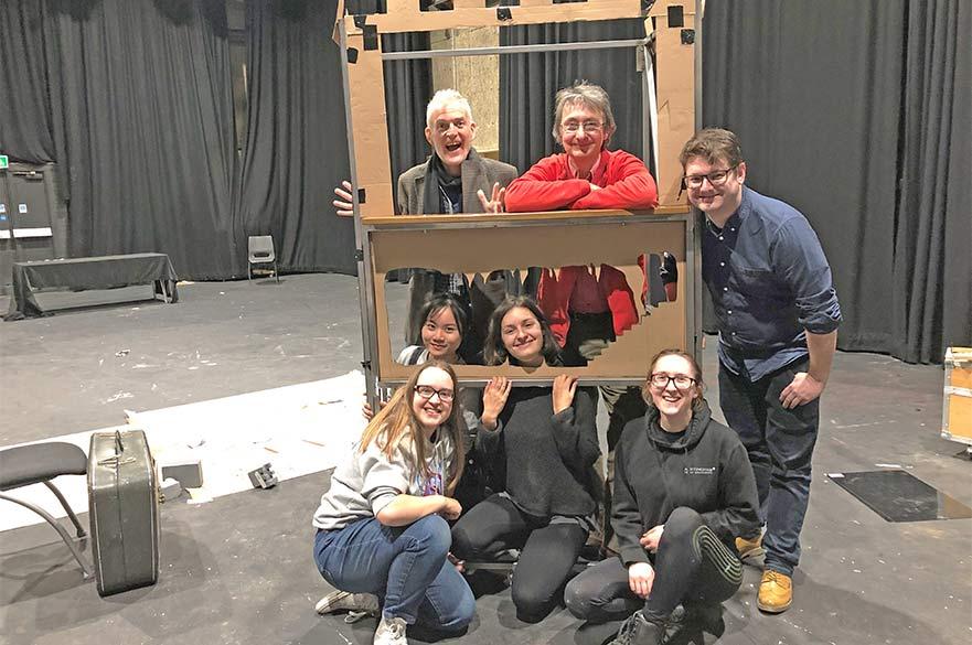 NTU puppet team