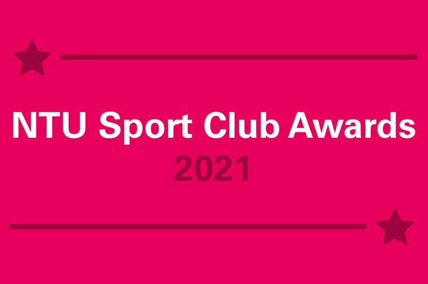 NTU Sport Club Awards