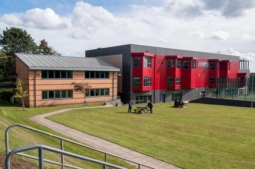 NTU University Centre in Mansfield