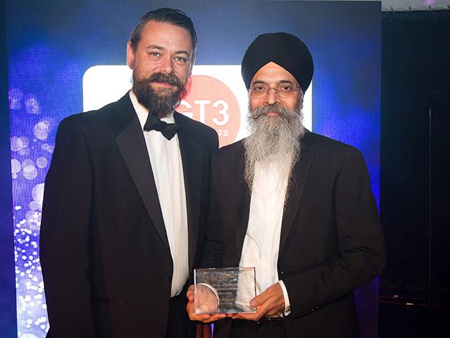 Amrit Sagoo Constructing Excellence Awards
