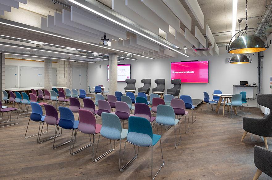 Dryden Enterprise Centre Flexible Space