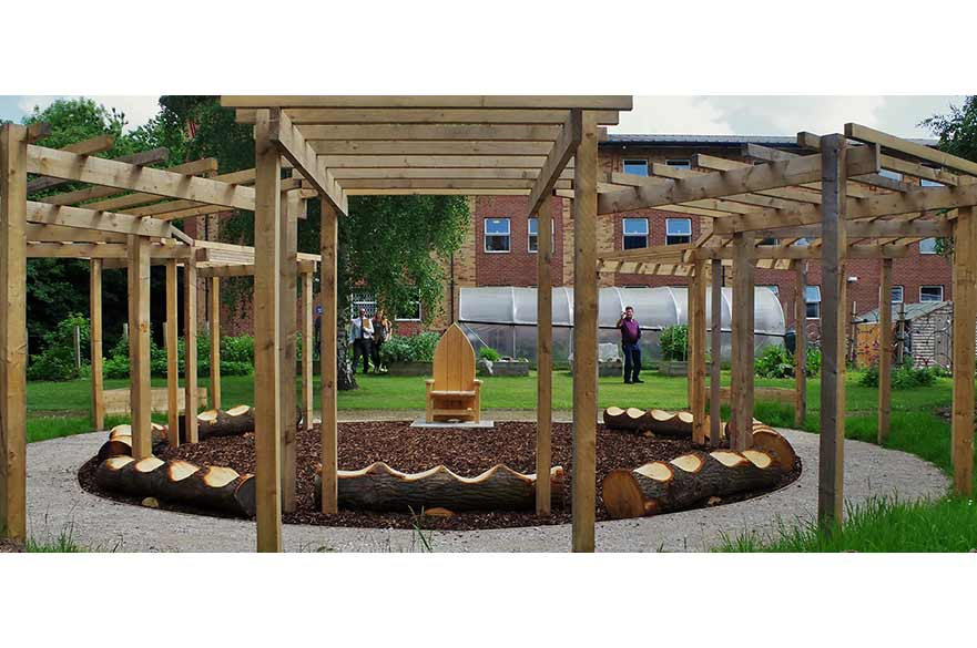 Outdoor Classroom Peverell