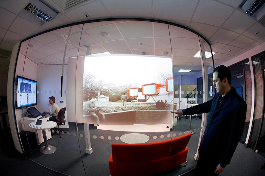 Creative & Virtual Tech Lab
