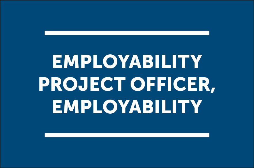Employability Project Officer