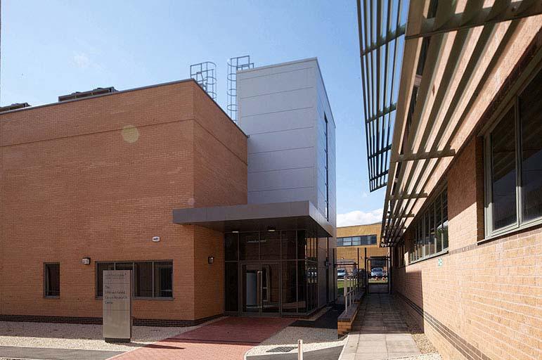 John van Geest Cancer Research Centre