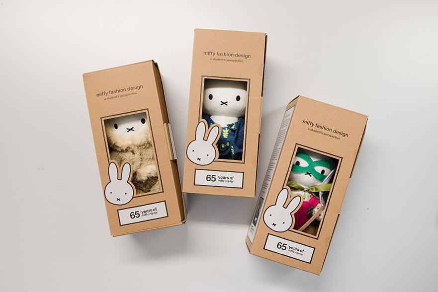 Miffy Fashion Design Challenge Boxes