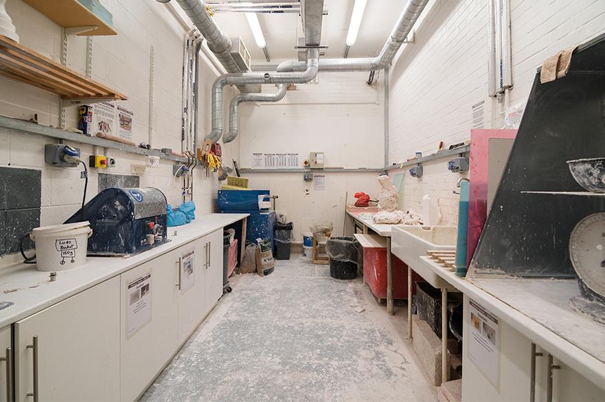 Plaster Room