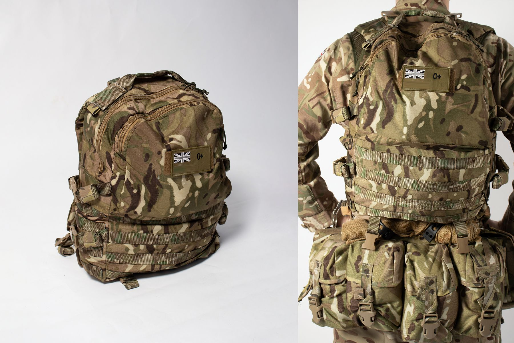 PLCE Daysack by BSc (Hons) Product Design student, Alex Field.
