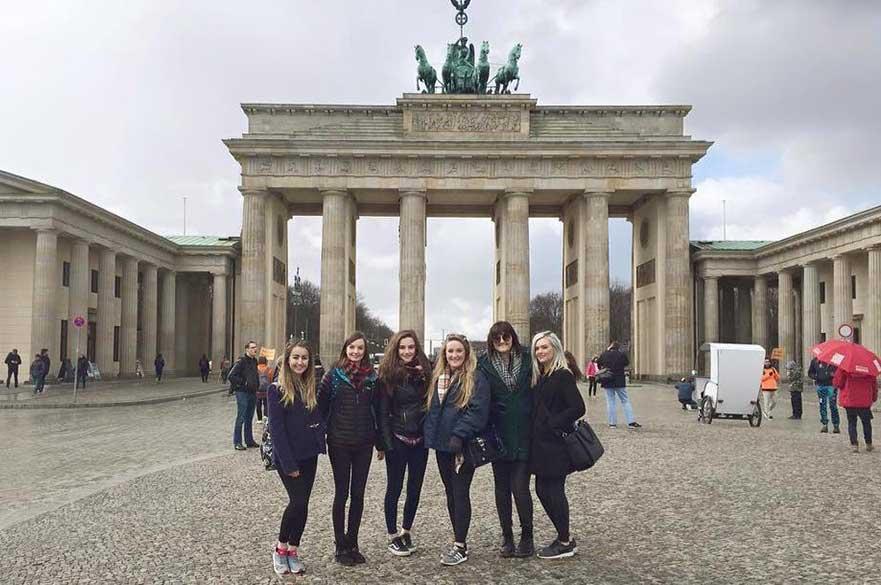 Fine Art students in Berlin