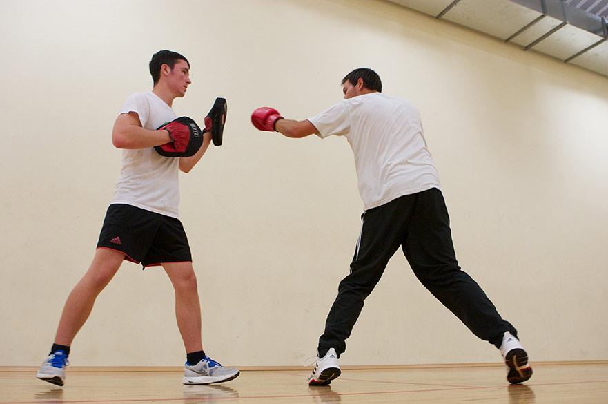 NTU Boxing