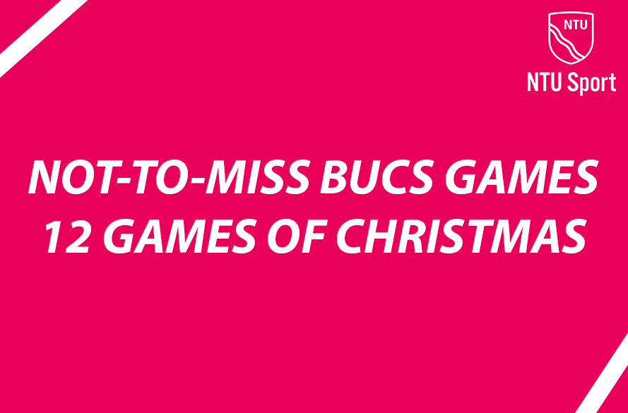 Not-to-miss Christmas BUCS Games